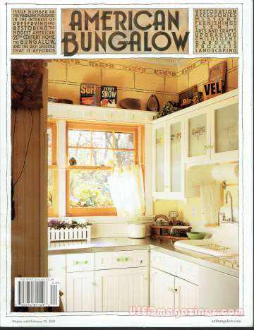 American Bungalow Winter 2004