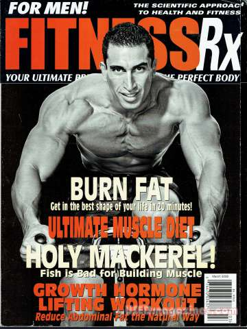 Fitness RX March 2008
