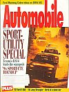 Automobile March 1996