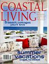 Coastal Living July/August 2008