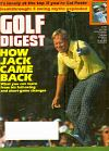 Golf Digest July 1986