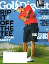 Golf Digest July 2011
