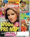 National Enquirer March 06, 2006