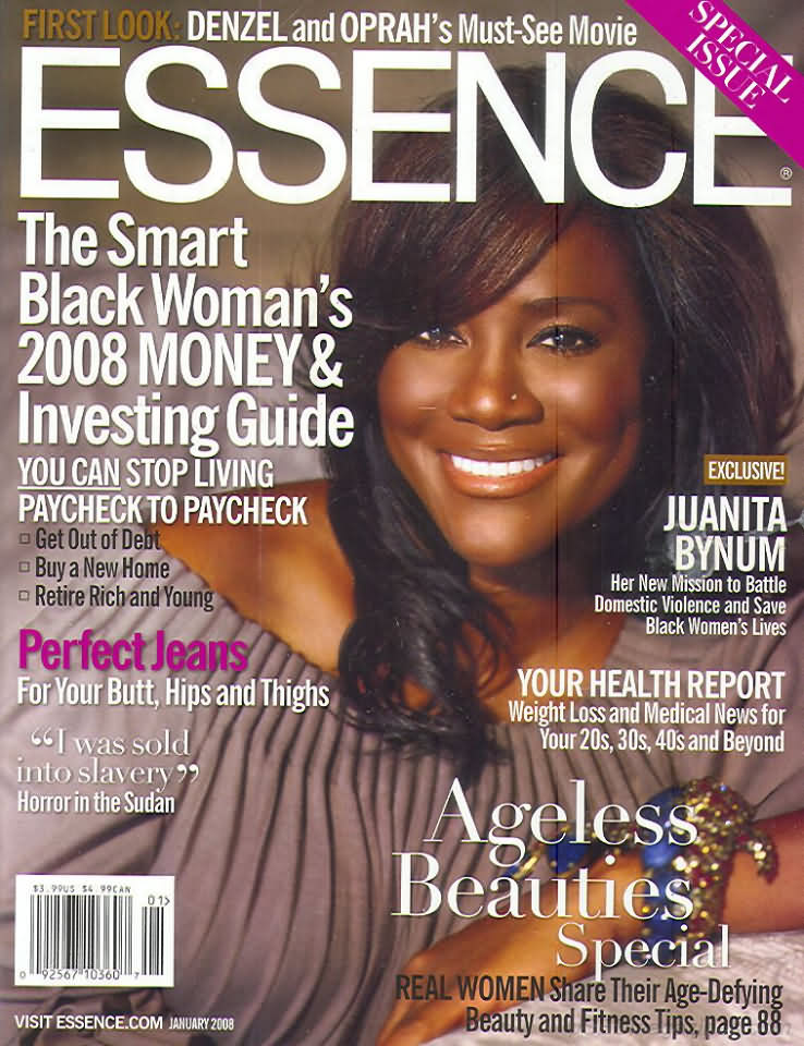 oldmags.com - InStyle January 2008 - Product Details