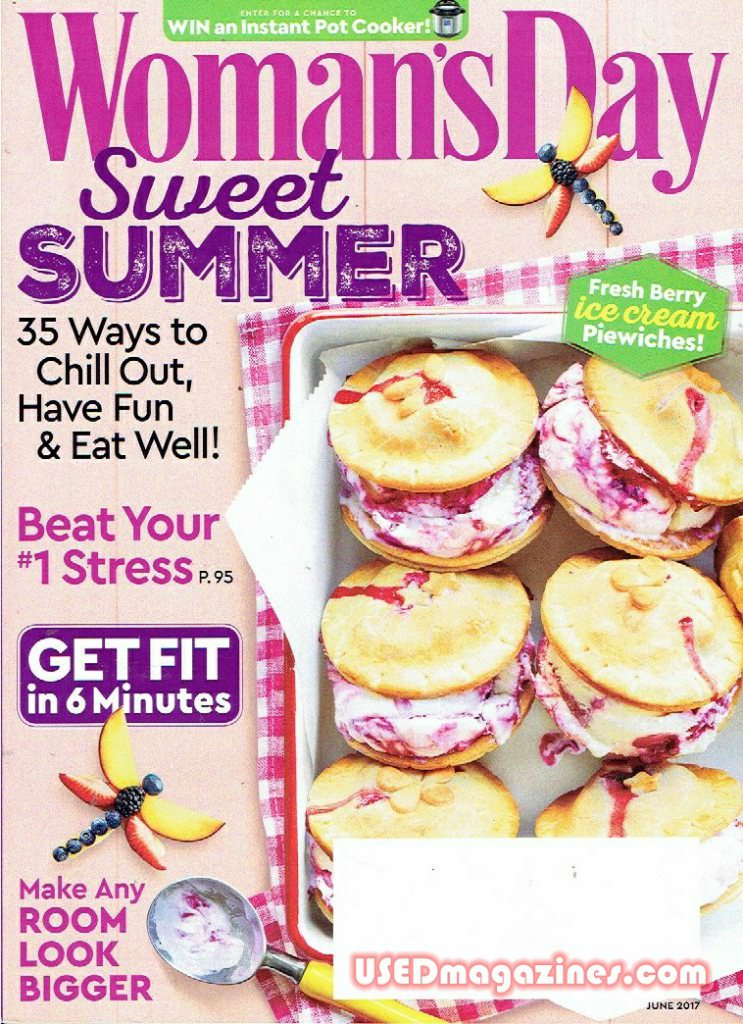 womans day recipes may 2017