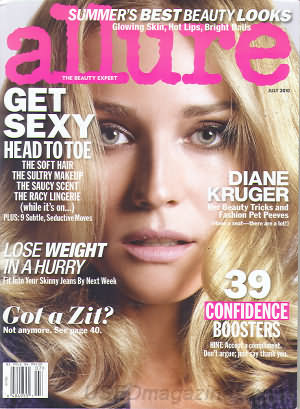 Allure July 2010