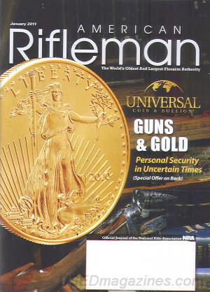 American Rifleman January 2011