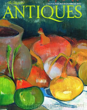 The Magazine Antiques November 2013