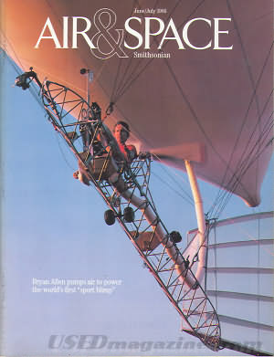 Air & Space July 1986