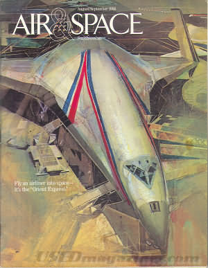 Air & Space September 1986