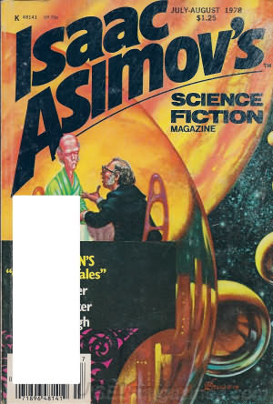 Asimov's Science Fiction July/August 1978
