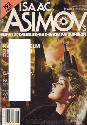 Asimov's Science Fiction August 1985