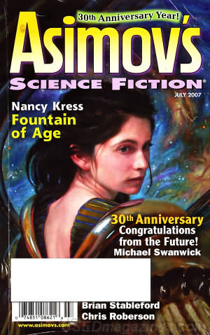 Asimov's Science Fiction July 2007