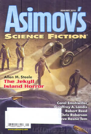 Asimov's Science Fiction January 2010