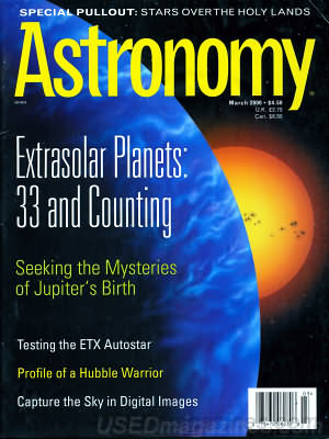 Astronomy March 2000