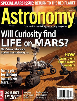 Astronomy August 2012