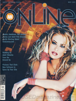 AVN Online (Adult Video News) May 2001