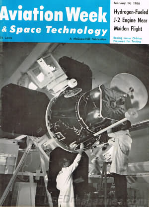 Aviation Week & Space Technology February 14, 1966
