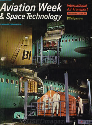 Aviation Week & Space Technology October 31, 1966
