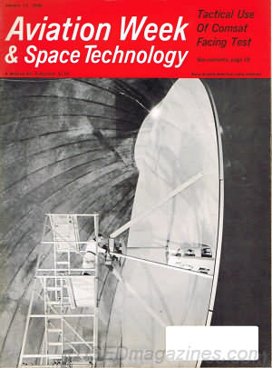 Aviation Week & Space Technology January 15, 1968