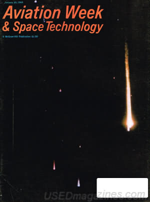Aviation Week & Space Technology January 20, 1969