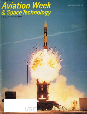 Aviation Week & Space Technology August 29, 1977