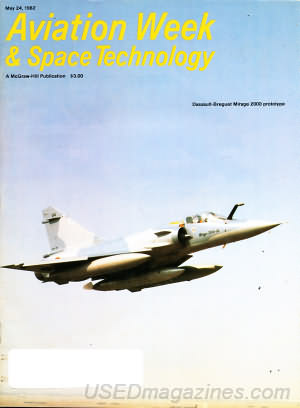Aviation Week & Space Technology May 24, 1982
