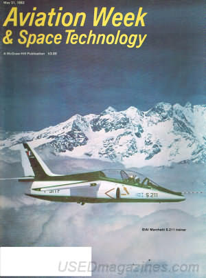 Aviation Week & Space Technology May 31, 1982