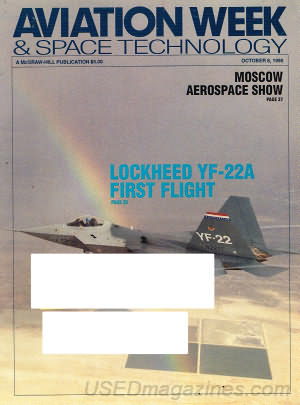 Aviation Week & Space Technology October 08, 1990