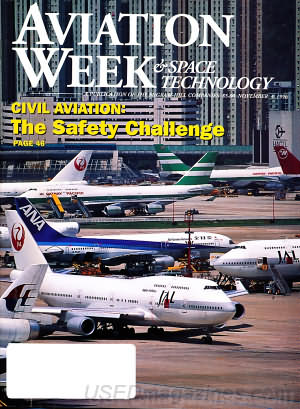 Aviation Week & Space Technology November 04, 1996
