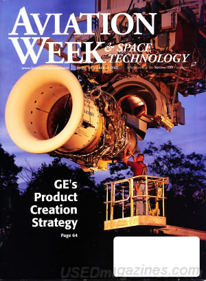 Aviation Week & Space Technology October 21, 2002