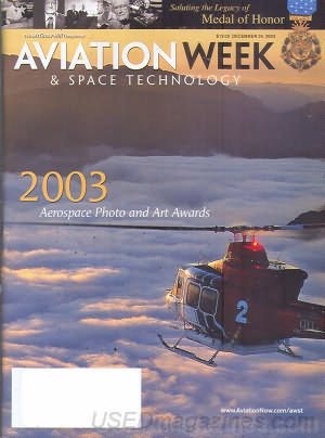 Aviation Week & Space Technology December 29, 2003