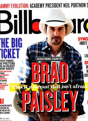 Billboard April 16, 2011