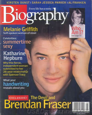Biography August 2000