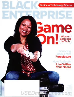 Black Enterprise March 2011