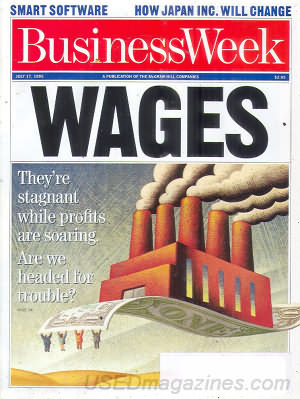 Business Week July 17, 1995