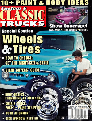 Custom Classic Trucks December 1994/January 1995