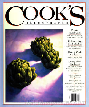 Cook's Illustrated May 1994