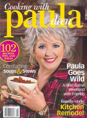 Cooking with Paula Deen January/February 2008