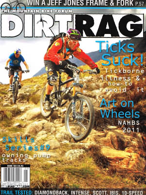 Dirt Rag Number 155
