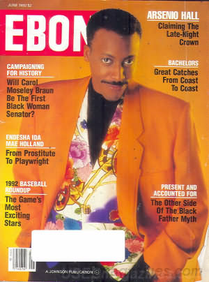 Ebony June 1992