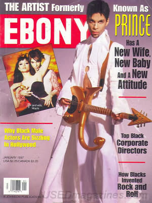 Ebony January 1997