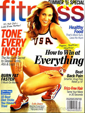 Fitness July/August 2012