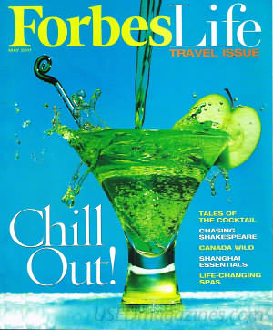 Forbes Life May 2011