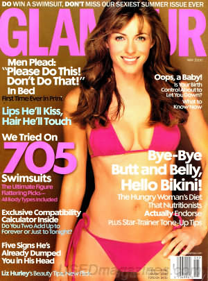 Glamour May 2000