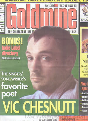 Goldmine May 04, 2001