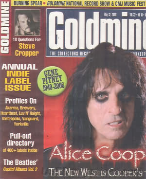 Goldmine May 12, 2006