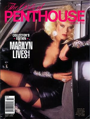 Girls of Penthouse March 1992