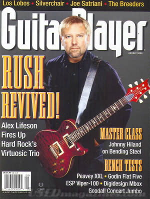 Guitar Player August 2002