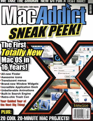 MacAddict March 2000